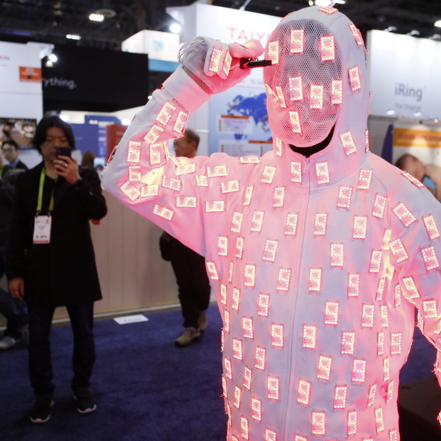 CES 2018 Takes The Hit For Tech As Some Robots Down Tools